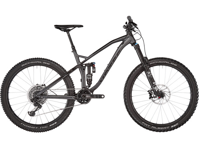 "VOTEC VM Elite - All Mountain Fully 27,5"" - black/grey"